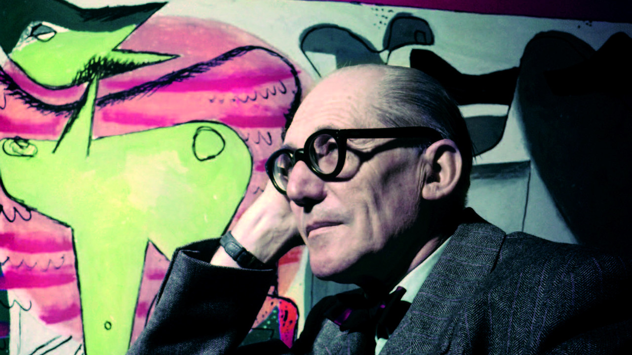 Ultra Rare Photos Of Le Corbusier In Color