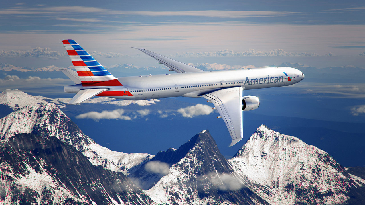 American Airlines Rebrands Itself, And America Along With It
