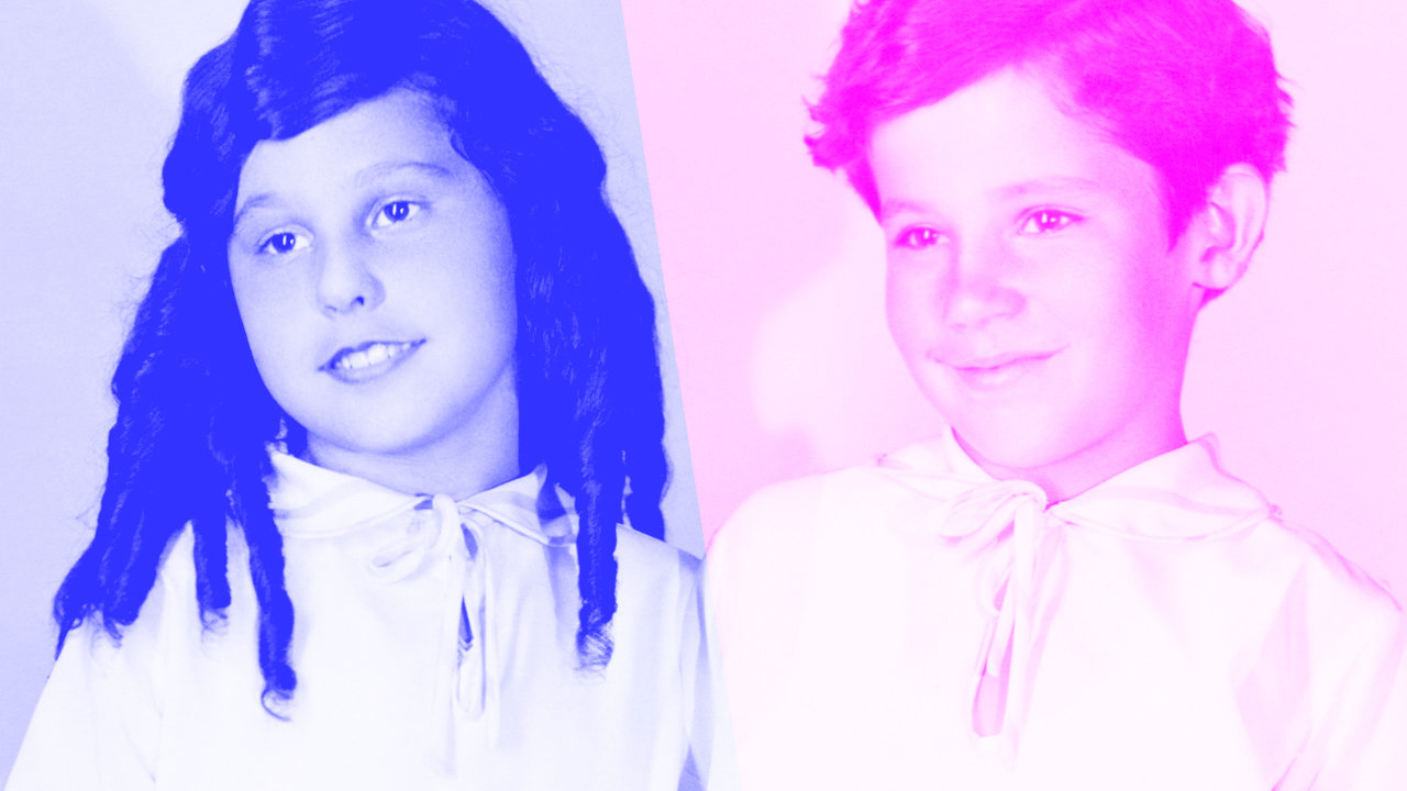 How Pink And Blue Became Gender-Specific