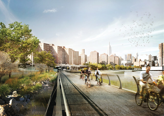 Planning A New York City That Can Withstand Climate Change