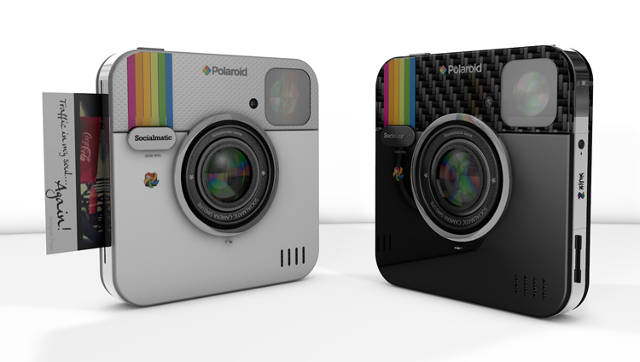 No Joke: Polaroid Plans To Produce The Instagram Camera By 2014