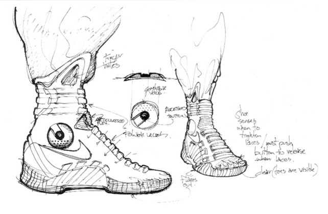 777ed04ff03c Waaay Back To The Future  Nike s 23-Year Journey To Make McFly s Shoes