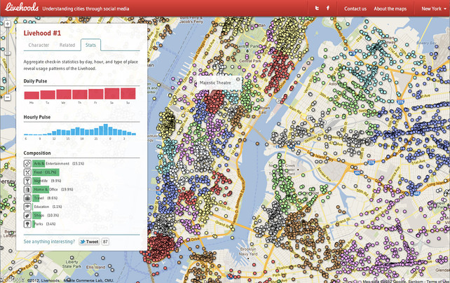 New York Neighborhood Map 2