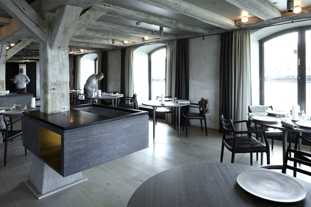 The World S Best Restaurant Gets A Chilly Nordic Redesign