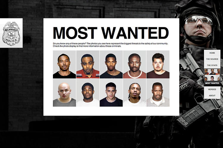 <p>A refresh of one of the main focuses of any police department, the Most Wanted List.</p>