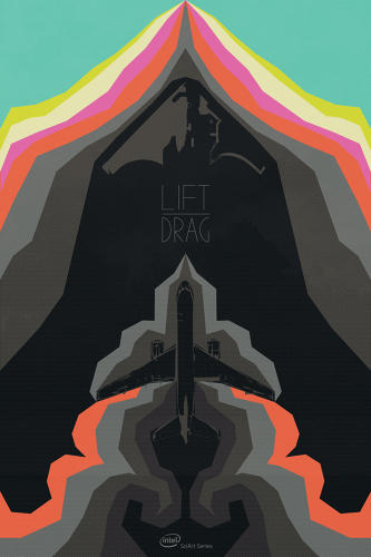 <p>Lift visualizes two ideas: lift vs drag, and the environmental impact that this has.</p>
