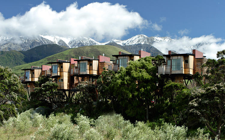 <p>Hapuku Lodge, Hapuku Lodge Tree Houses, Kaikoura (New Zealand)</p>