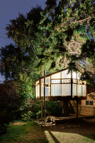 <p>Nicko Bjorn Elliot, Nicko Bjorn Elliot Tree House, Toronto (Canada)</p>