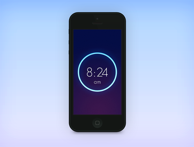 <p>The Wake app has three settings, for three kinds of sleepers: Instead of tapping or swiping the screen to disable the alarm, Wake Alarm needs a slap, flip, or a shake to quiet down.</p>