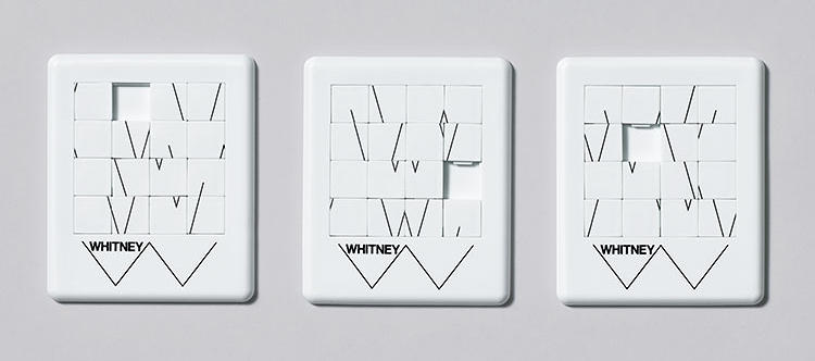 <p>Read more about the Experimental Jetset's rationale for the new graphic identity program for the Whitney <a href=&quot;http://www.experimentaljetset.nl/archive/whitney-museum-identity&quot; target=&quot;_blank&quot;>here</a>.</p>