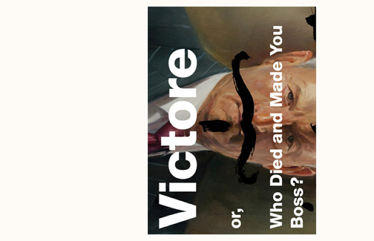 <p>Graphic designer James Victore's distinctive illustration style has tackled social issues from AIDS to smoking to racism. In his new monograph Victore or, Who Died and Made You Boss? (Abrams, $40) Victore explains the method to his madness that makes him the reigning bad boy of good causes.</p>