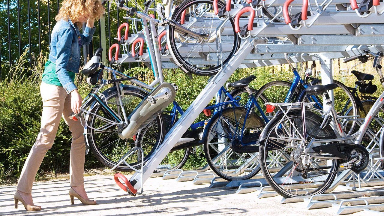 5 Ingenious Ideas For Parking All Our Bicycles