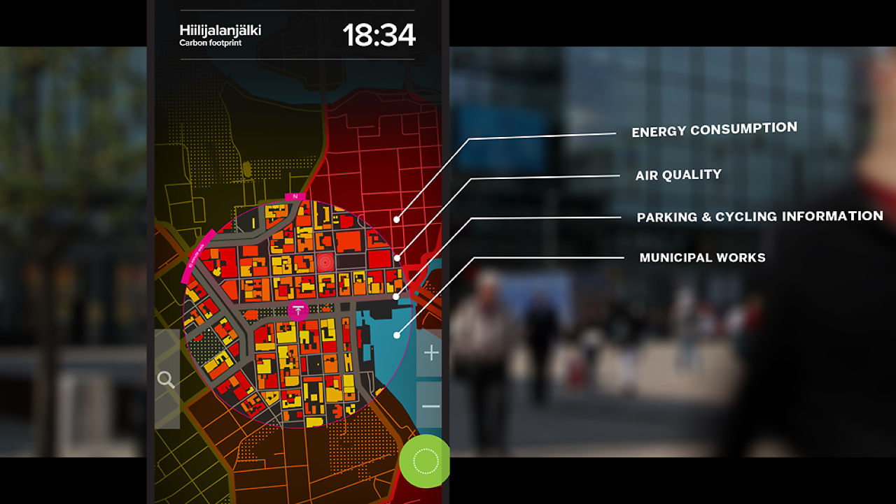 Urbanflow: A City's Information, Visualized In Real Time