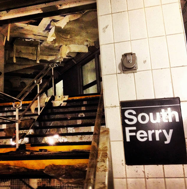 The Ruined Stations Of New York's Subways
