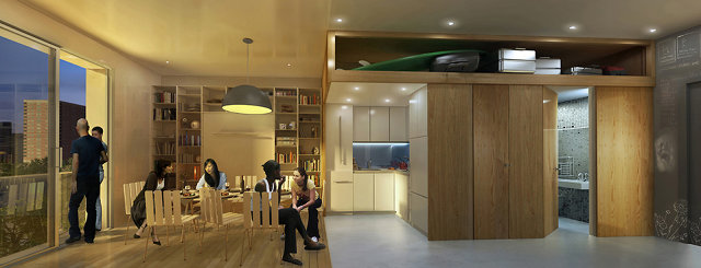 Take A Look At New York's New Smallest Apartment
