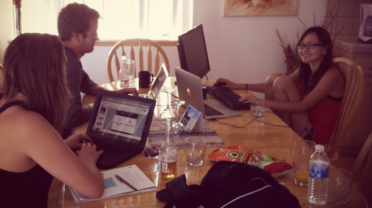 5 Reasons You Should Live With Your Coworkers: Scenes From A Startup