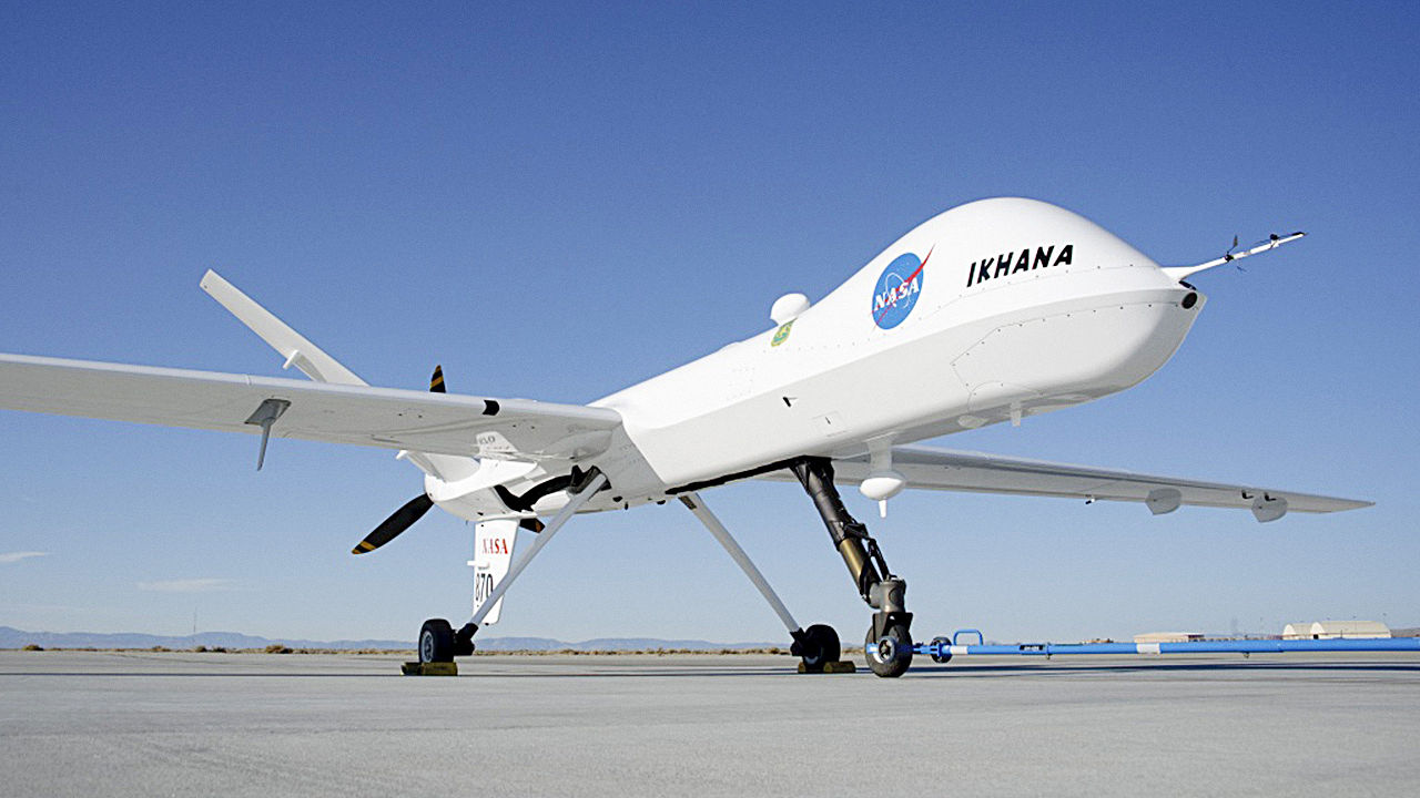 Ikhana Pop: Meet NASA's Predator Drone