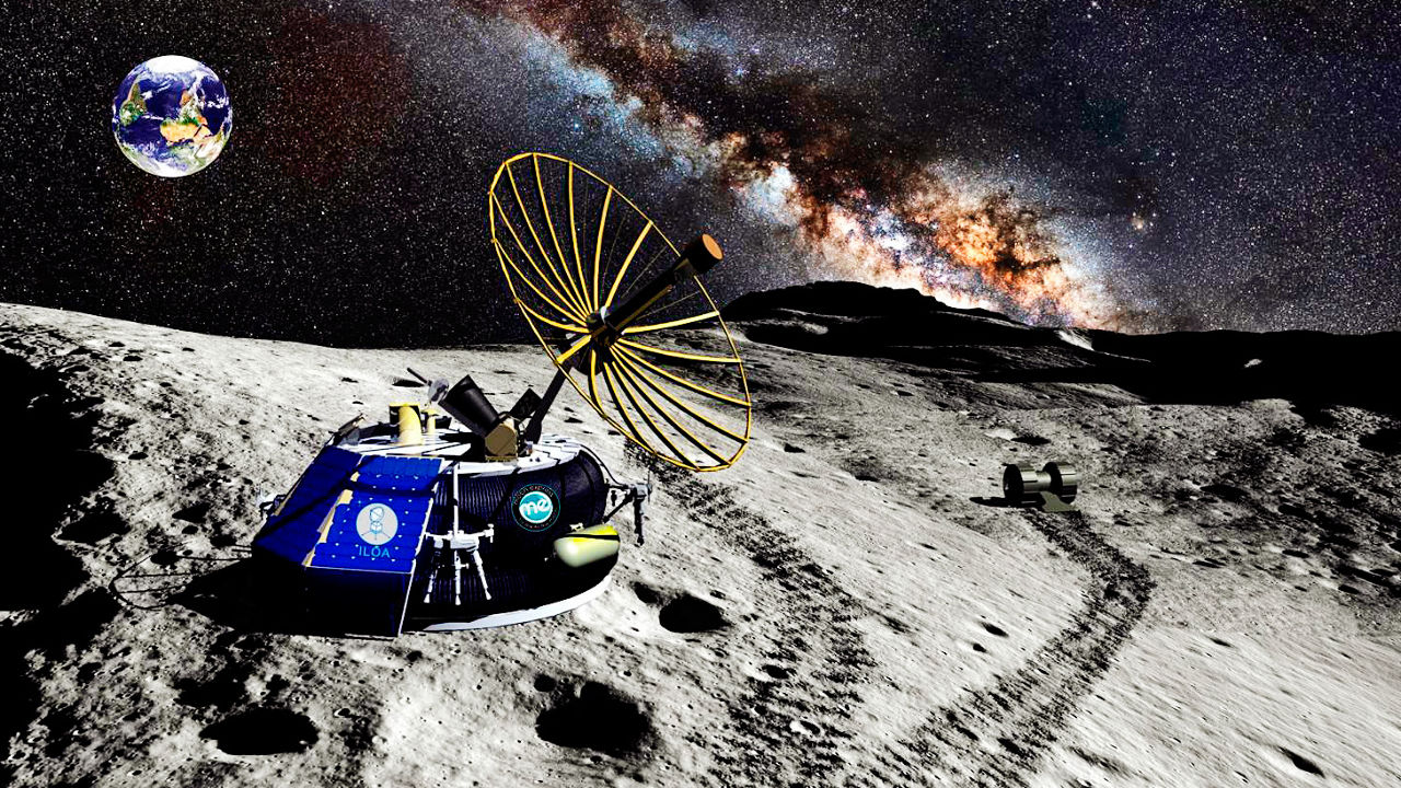 "A Space Startup Unveils ""FedEx To Moon"" Spacecraft To Shoot For Google's Lunar X Prize"