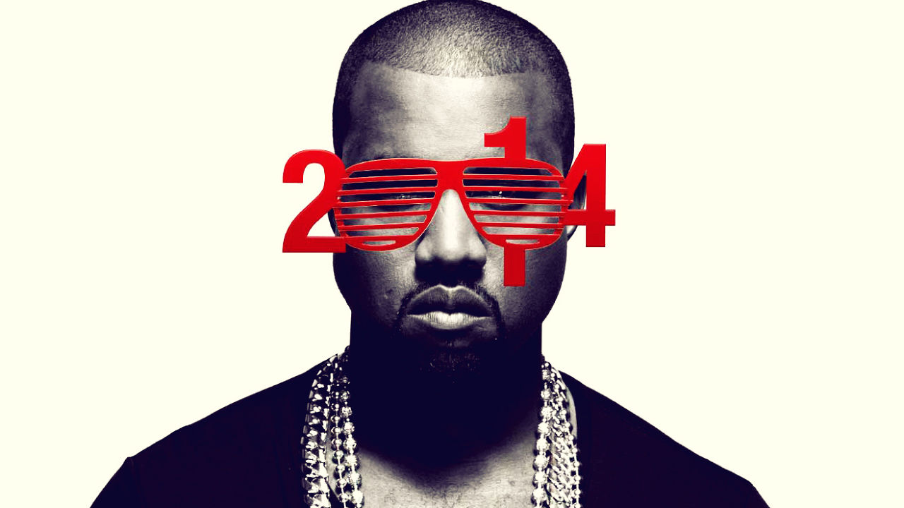 You're Bound 2 Have A Great 2014 If You Follow Kanye's New Yeezy Resolutions