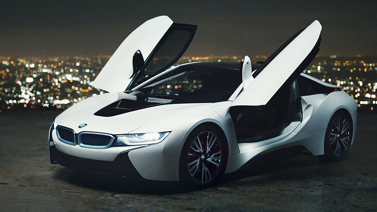 New BMW Olympic Ad Campaign Says Hello To The Future And The Electric i8