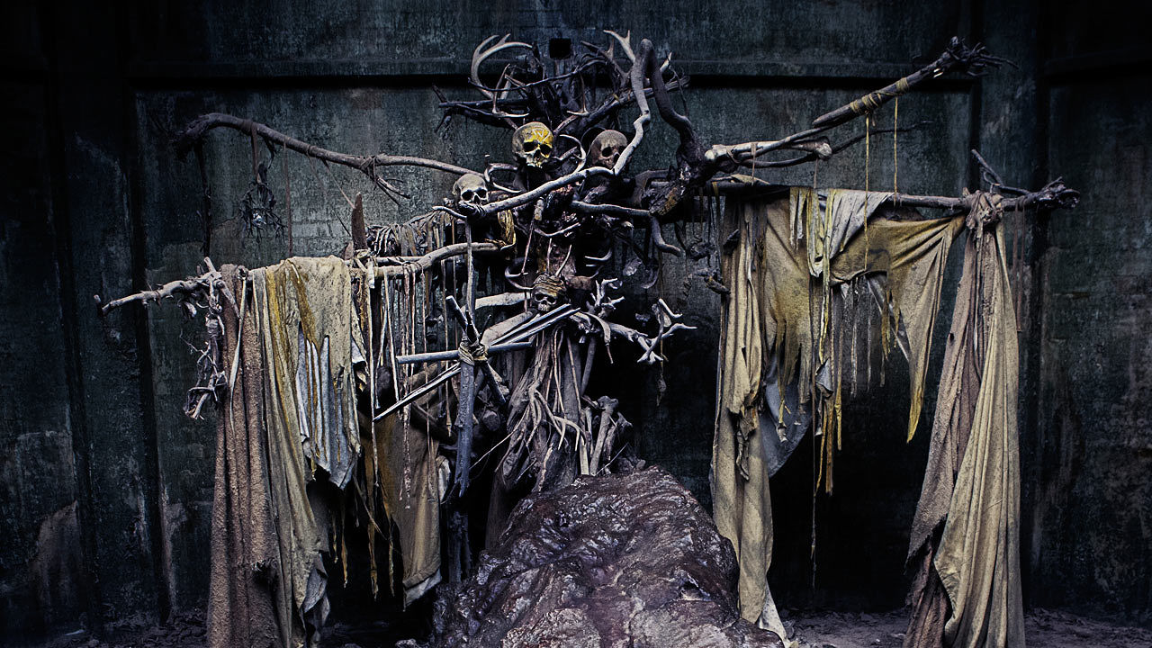 True Detective's Carcosa: The Creepiest Set Design In TV History?