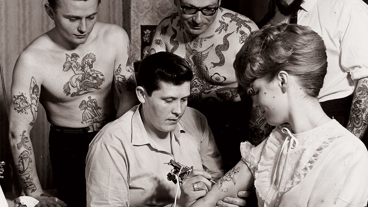 11 Amazing Tattoo Designs From 1870 To Today