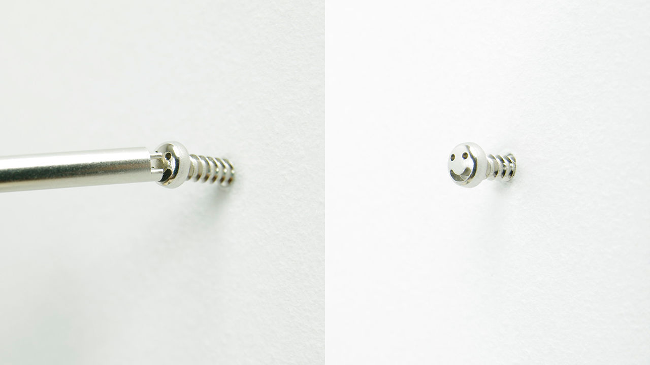 Japanese Designers Put A Friendly Face On The Humble Screw