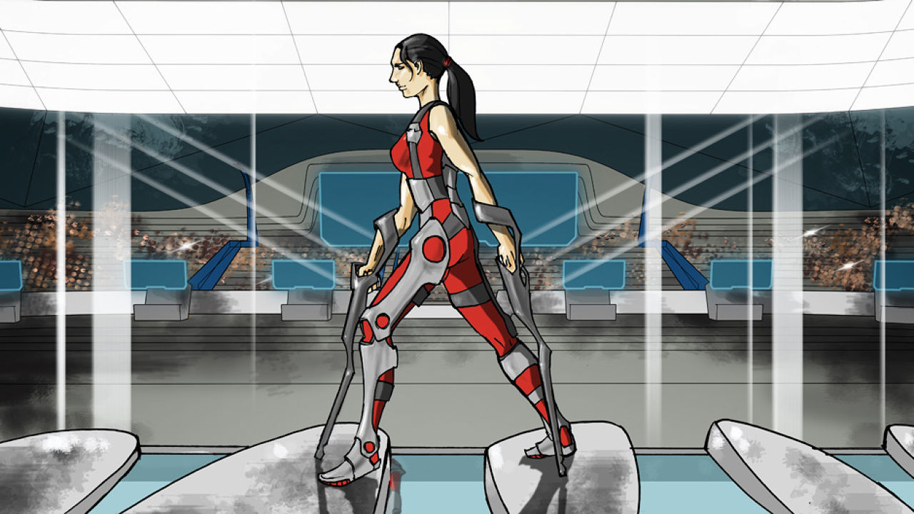 Coming In 2016: The Bionic Olympics