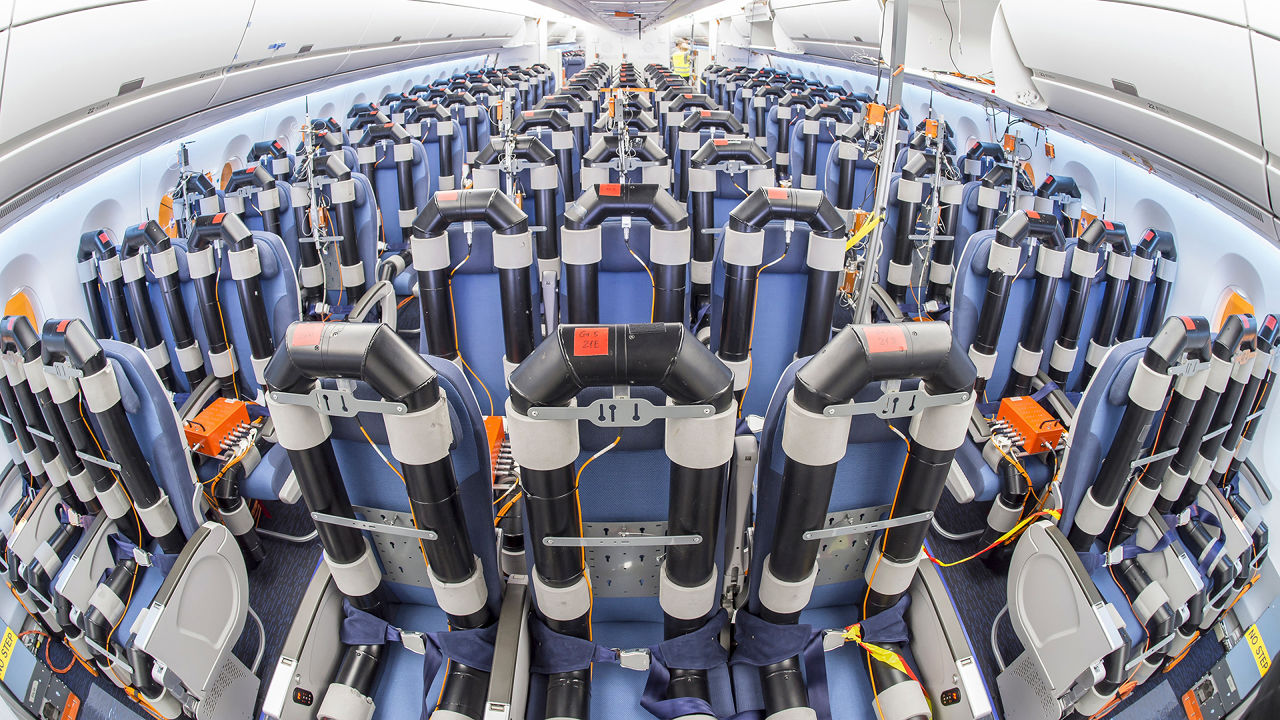 350 People, 8 Hours: Airbus Tests How Not To Make Passengers Go Nuts