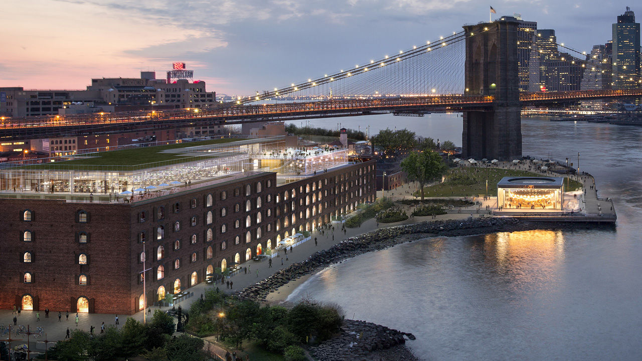 Coming Soon To Brooklyn: A Silicon Valley-Like Tech Hub On The East River