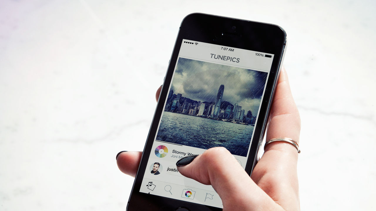 Burberry Alumni Aim To Stir Your Emotions (And Mine Your Feelings) With New Musical Photo App: Tunepics