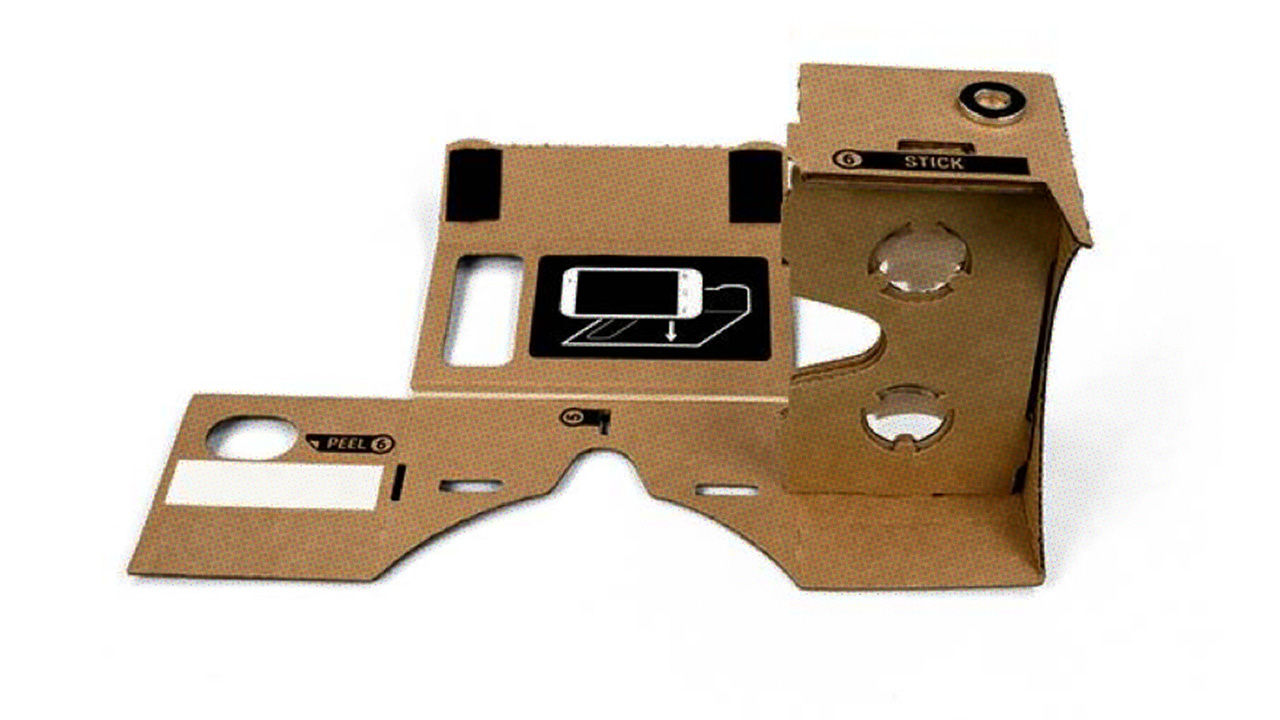Make Your Own Virtual Reality Headset From Cardboard, With These (Sort Of) Simple Tips