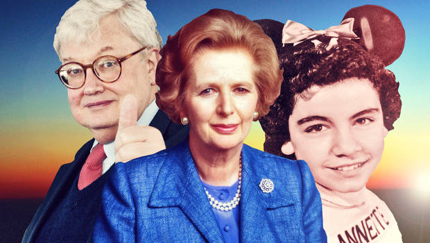 The Critic, The Mouseketeer, And The Iron Lady: Three Giants In Personal Branding | Fast Company | Business + Innovation