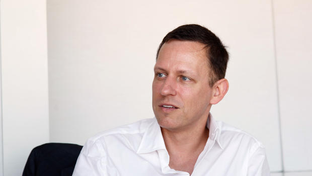 Why Peter Thiel Thinks Social Entrepreneurship Is Broken