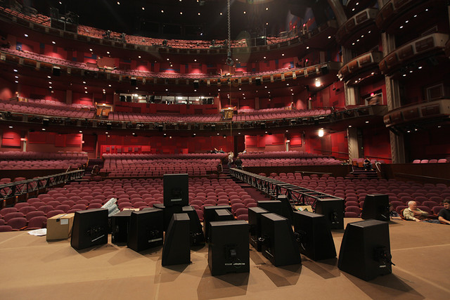 "The Dolby Theater, Site Of Oscars Broadcast, Is Audio ""Nirvana"" 