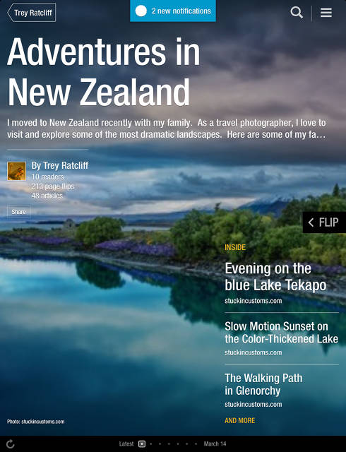 With 50 Million Users, Flipboard Opens Magazine Creation To The Masses To Take On Tumblr, Pinterest