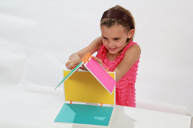 This New Girl-Powered Engineering Toy Asks Kids To Design And Wire Their Own Dollhouse