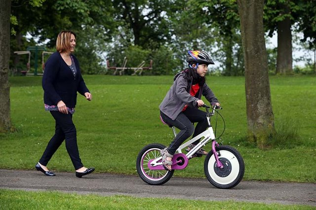 Bikes With Training Wheels For Older Kids quot Training wheels do all of the