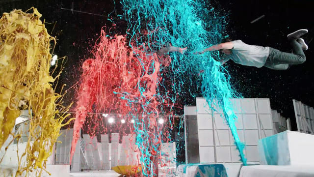Watch OK Go's Extremely Slow Motion