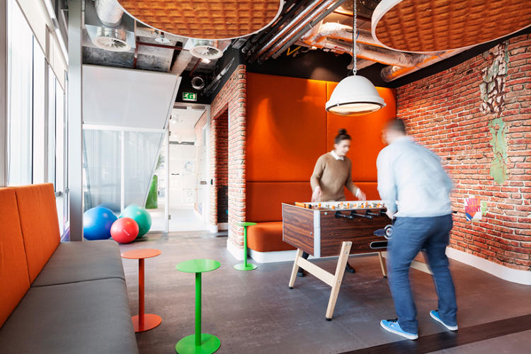 <p>And, of course, a foosball table. Are you legally allowed to have a Google office without a foosball table? We'll consult our lawyers and get back to you.</p>