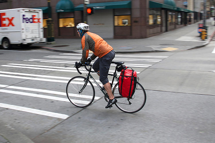 <p>Teague is trying to design the perfect urban bike for Seattle. Here are some of the inspirations they've taken from the city.</p>