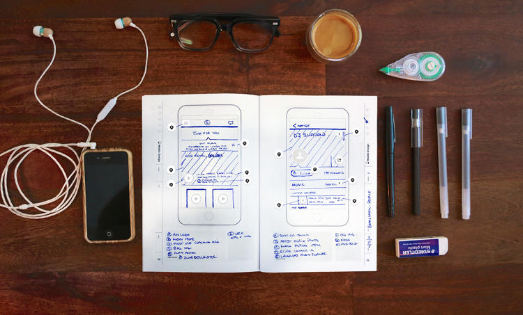 picture of Designing User Interfaces Is Now As Easy As Putting Stickers On A Trapper Keeper