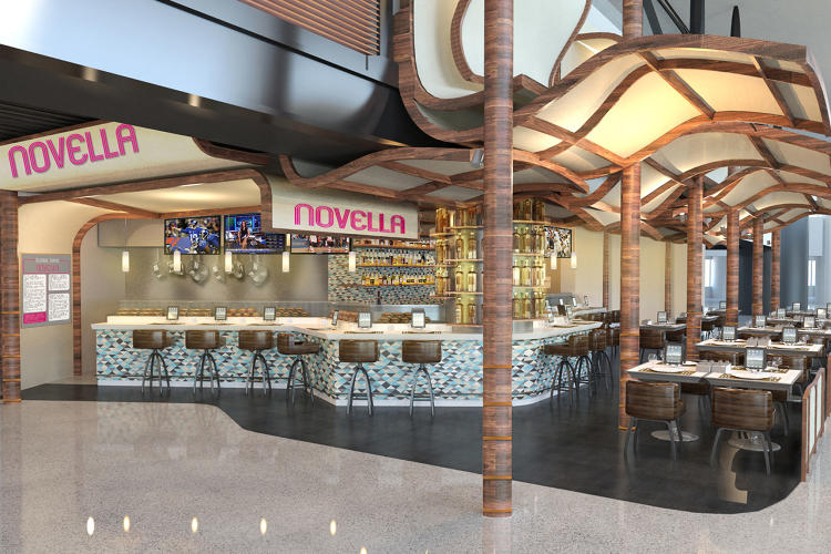 <p>Rockwell's plan centers around restaurants that could &quot;compete with anything on the street.&quot;</p>