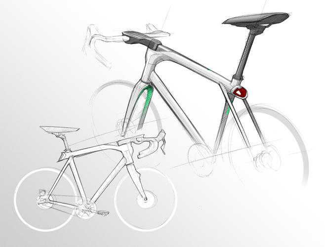 <p>Inspired by some new theft-tracking attachments, the bike also has a built-in accelerometer that can tell if someone starts moving the frame.</p>