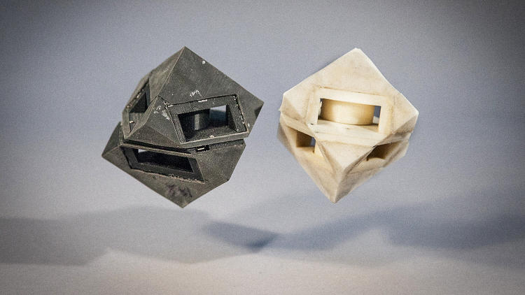 Researchers invent 3D printing that lets you program mechanical properties