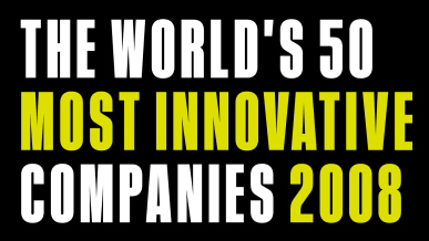 Most Innovative Companies 2008