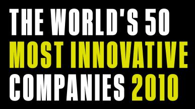 Most Innovative Companies 2010