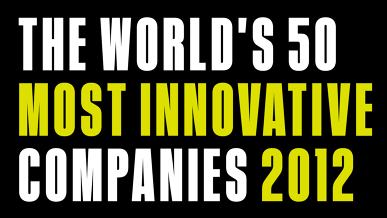 Most Innovative Companies 2012