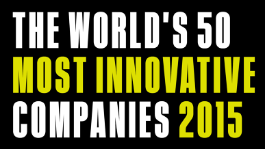 Most Innovative Companies 2015