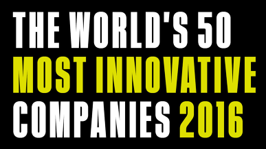 Most Innovative Companies 2016